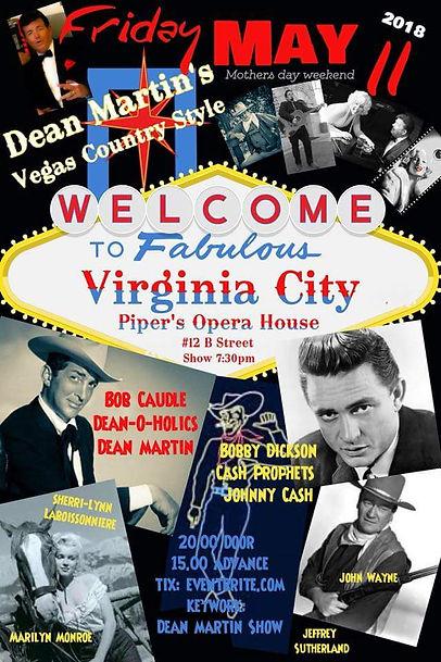 Virginia City, Piper's Opera House