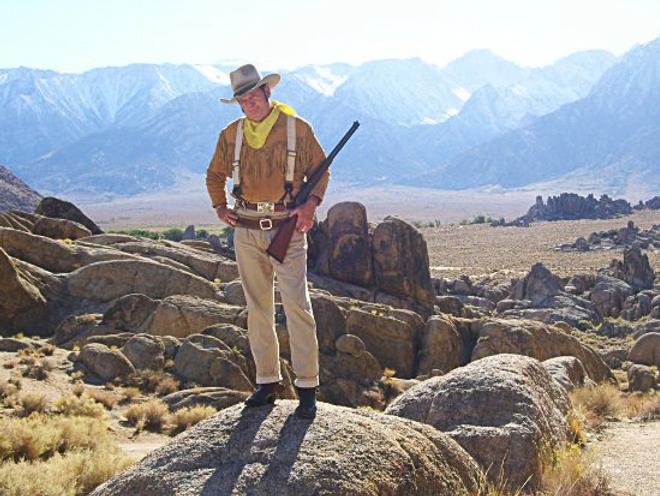 John Wayne Impersonator