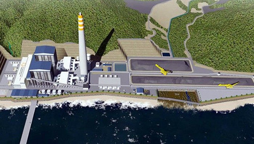 2019 Atimunan Power Plant Korean Sub-contractor