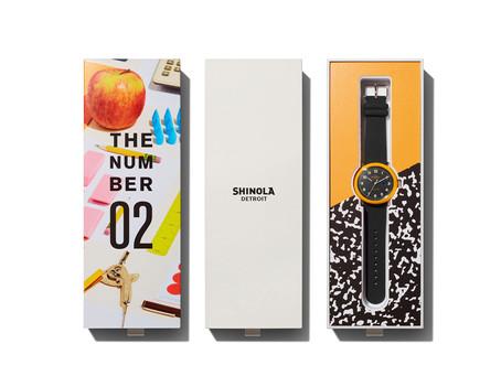 Shinola's New Watch Line Detrola is Decidedly Playful