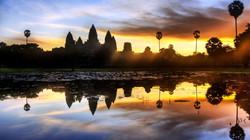 Камбоджа-достопримечательности