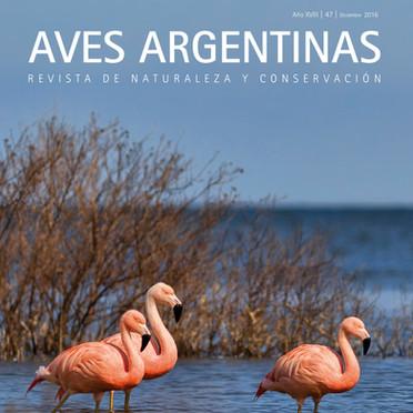 Revista Aves Argentinas