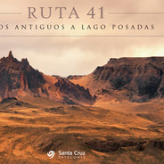 Material promocional Ruta Provincial 41, Santa Cruz.