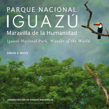 Libro Parque Nacional Iguazú