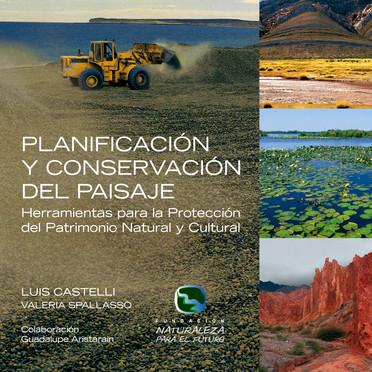 Libro Planificación y Conservación del Paisaje