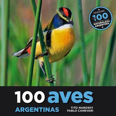Libro 100 Aves Argentinas