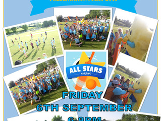 ALL STARS - PRESENTATION EVENING