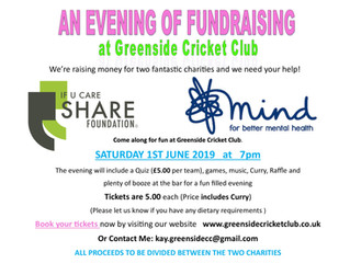 Help Fundraise for 2 x Outstanding Charities