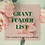 Thumbnail: Grant Foundations List