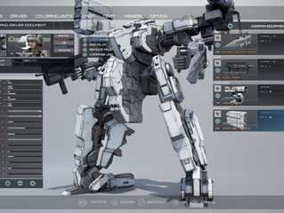 Mecha Friday! Let see some customization screenshots!