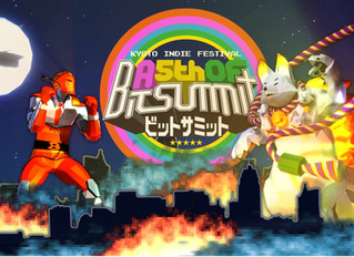 "DUAL GEAR will go to the largest indie game event in Japan""BitSummit 2017"" at Kyoto this M"