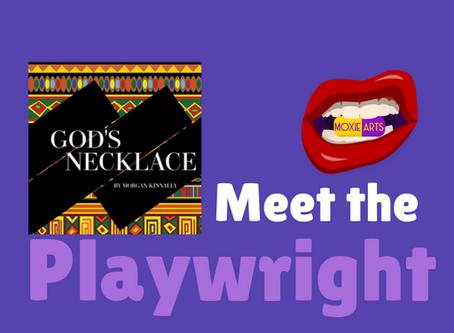 Meet the Playwright: Morgan Kinnally
