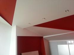 Спальня фото потолка