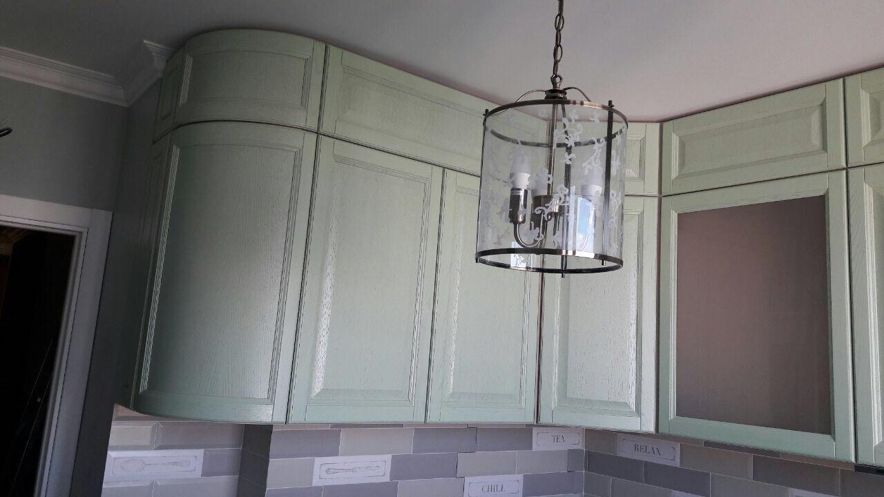 Кухня люстра