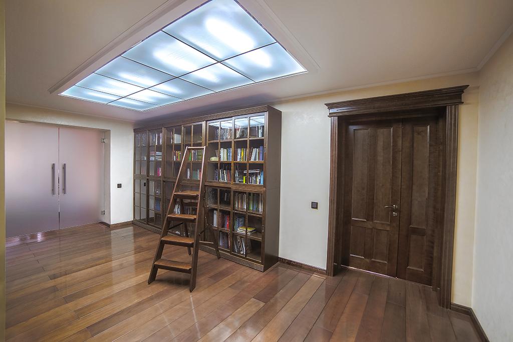 Библиотека Губцево фото