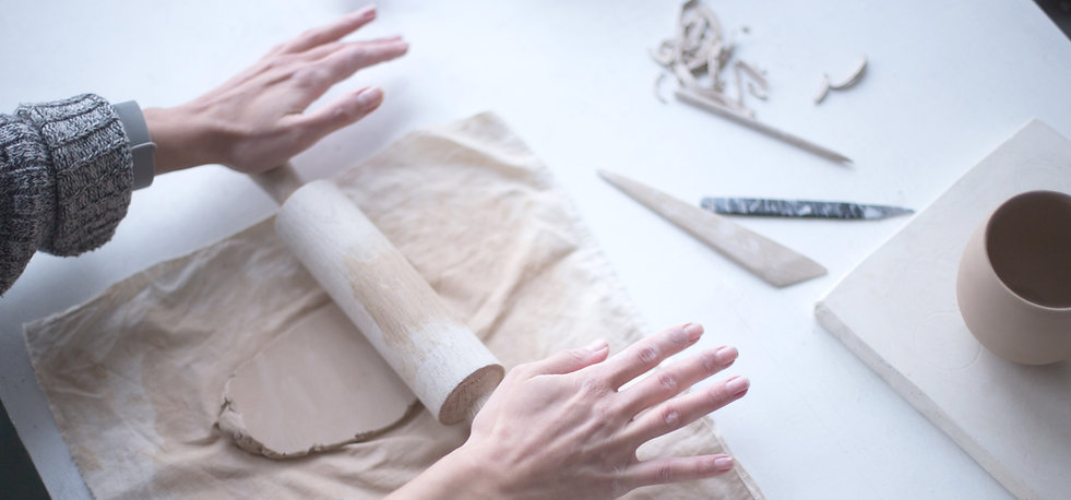 Shaping Clay