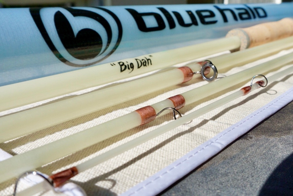 "Blue Halo ZenGlass 8WT ""Big Dah"""