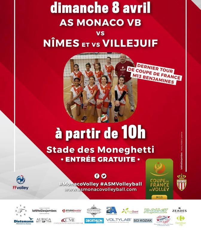 Dernier TOUR de Coupe de FranceM13
