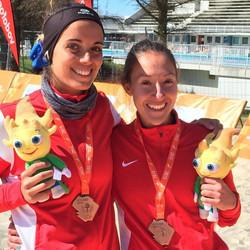 2015_-_Médaille_de_Bronze_au_JPEE_en_Islande_en_beach_volley_féminin_2