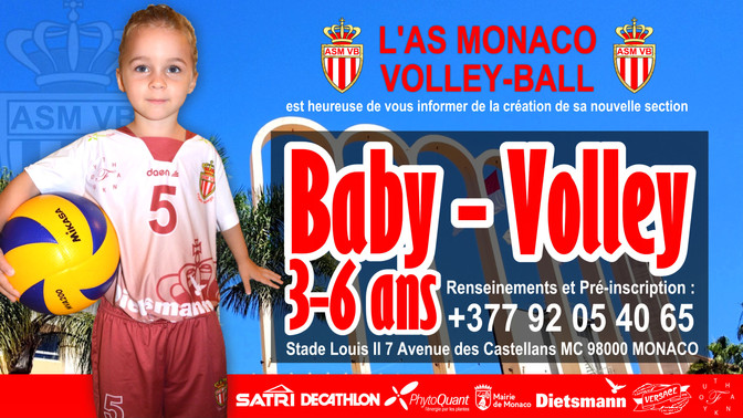 Nouvelle Catégorie - Baby-Volley