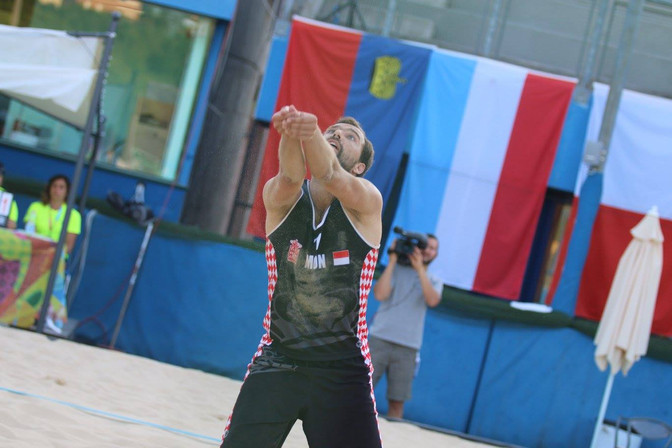 Beach-Volley / San Marino 2017
