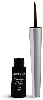 Colorbar Waterproof Liquid Eyeliner ,Black,2.5ml