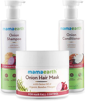 Mamaearth's Ultimate Hairfall care Range,for Hairfall Control