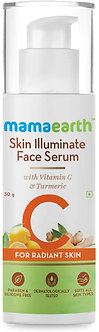 Mama earth Skin Illuminated Vitamin C Serum oil Radiant Skin With High Potency
