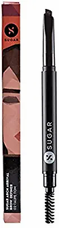Sugar Cosmetic Arch Arrival Brow Definer-02 Taupe Tom(Grey Brown)Sweat&Humidity