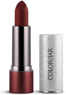 Colorbar Cosmetic Glitter Me All Moonwalker Lipstick Marron,4g