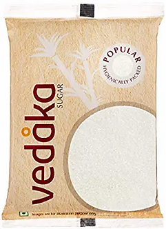 Vedaka Popular Sugar, 5kg