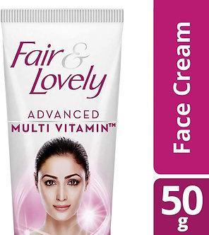 Fair & Lovely Advanced Multi Vitamin Face Cream, 50gm 6% off
