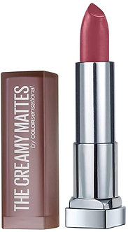 Maybelline New York color Sensational creamy Matte Lipstick,660Touch of Spice