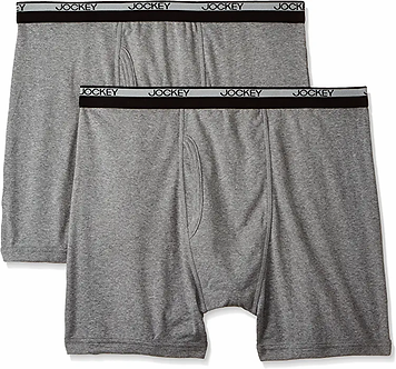 Jockey Men's cotton Brief (Pack of 2) Color may vary
