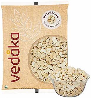 Vedaka Popular Cashews - Broken, 200g