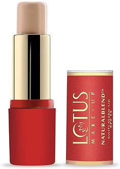 Lotus Herbals Natural Blend Swift Make-up Stick SPF15, Natural Beige,10g