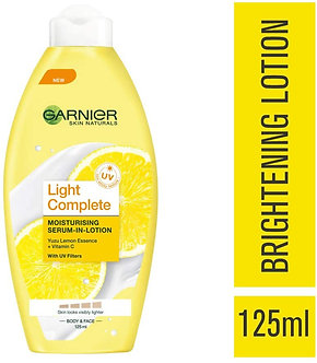 Garnier Skin Naturals Light Lotion, 125ml 30% off