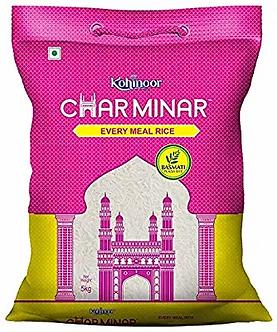 Kohinoor Charminar Every Meal Rice , 5 Kg 35% off
