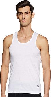 U.S Polo Association Men's Cotton Vest (Pack of 3)