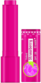 Lotus Herbals LipLush Tinted Lip Balm, strawberry crush 4g