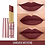 Thumbnail: Lakme 9to5 Primer And Matte Lip Colour ,Sangria weekend,3.6g