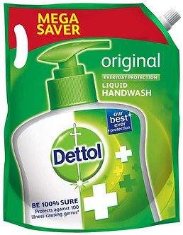 Dettol Liquid Hand Wash Refill Original -1500ml