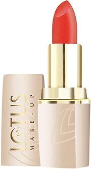 Lotus Makeup Pure Colors Matte Lipcolour,Orange Envy 4.2g