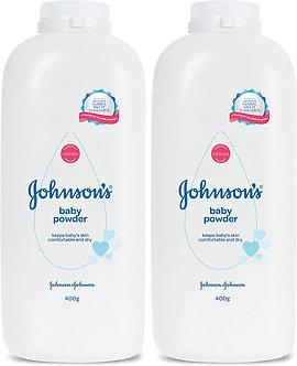 Johnson Baby Powder For New Born Combo Offer Pack2 ×400g