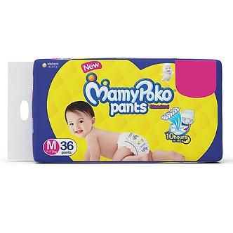 MamyPoko Pants Standard Diaper pants (pack of 36)