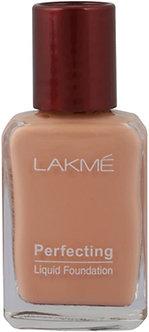 Lakme perfecting  liquid foundation,pearl,27ml