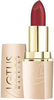 Lotus Makeup Pure Colors Matte Lipcolour,Rouge Rush,4g
