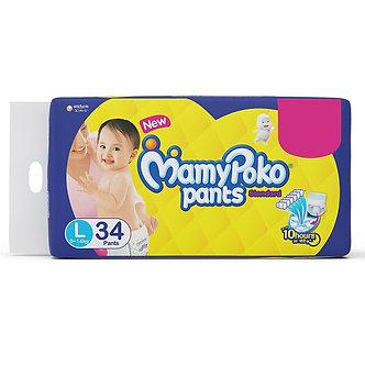 MamyPoko Pants Standard Medium Pants(34 pants)