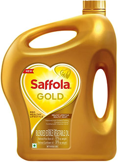 Saffola Gold Pro Healthy Lifestyle Edible Oil 2L Jar