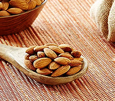 Popular Whole Almonds, 500g